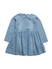 Rowen Dress - BLUE