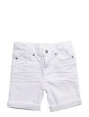 Bobby shorts - WHITE