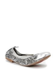 Aicha 2 new - Silver glitter