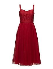 Amanda Dress - Red
