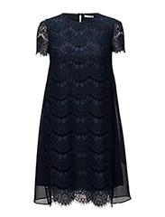 Ava Dress - NAVY
