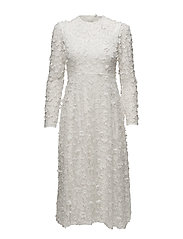 Camille Dress - IVORY