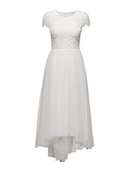 Caress Dress - IVORY