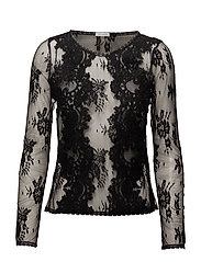 Covet Top - BLACK