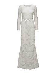 Eleonore Dress - IVORY