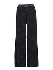 Ella Trousers - BLACK
