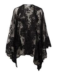 Ghost Kimono - BLACK
