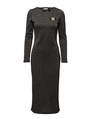Ivana Dress - BLACK