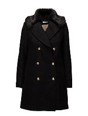 Jess Coat - BLACK