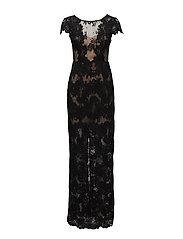Josephine Dress - BLACK