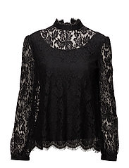 Keri Blouse - BLACK