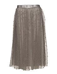 Khloe Skirt - Grey