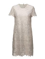 Nicole Dress - Gold