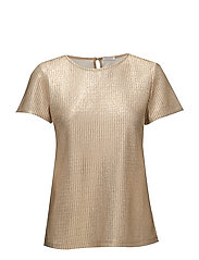 Ophelia Top - Gold