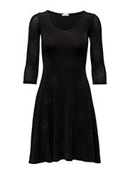 Roxanne Dress - BLACK