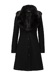 Tracey Coat - BLACK