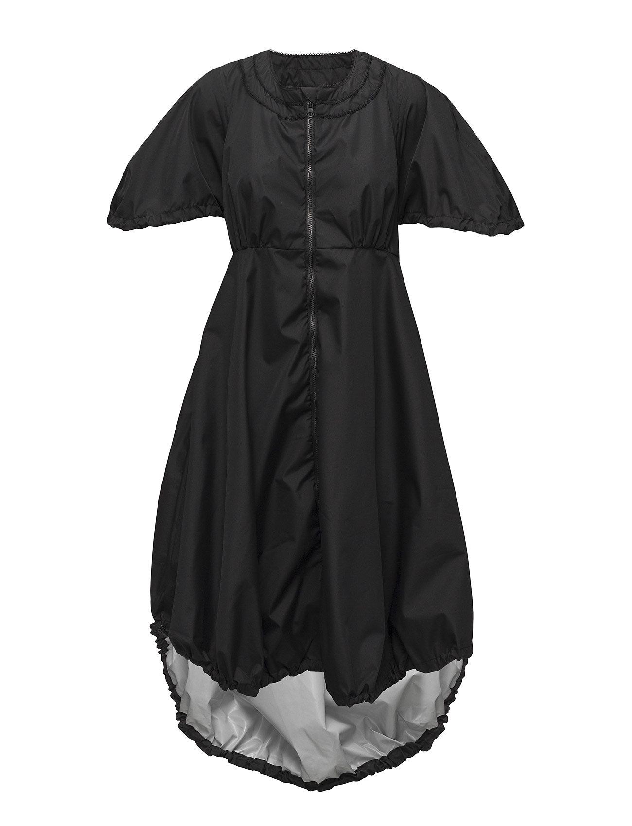 Womens Rain Dress Ilse Jacobsen by Emma Jorn Regntøj til Kvinder i Sort