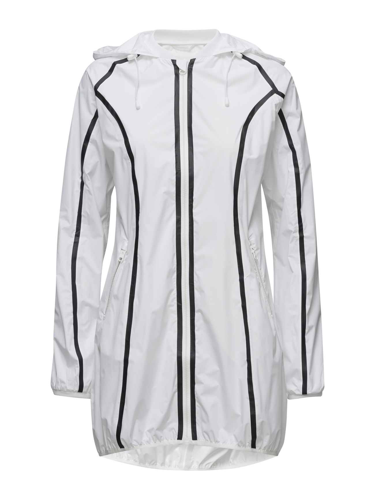 Rain Coat Ilse Jacobsen Regntøj til Damer i hvid