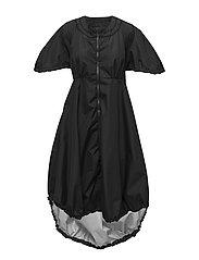 WOMENS RAIN DRESS - BLACK