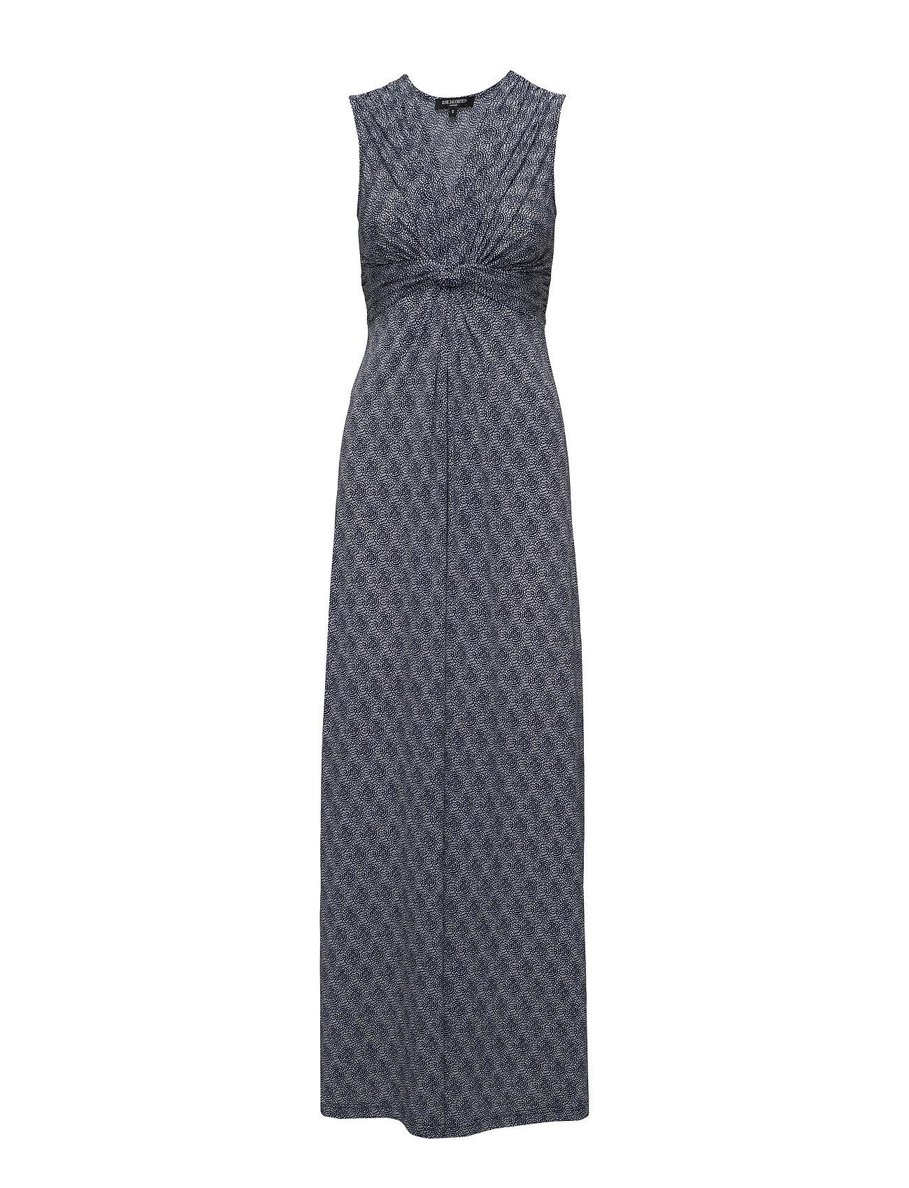 Long Dress Ilse Jacobsen Maxi Kjoler til Damer i Royal
