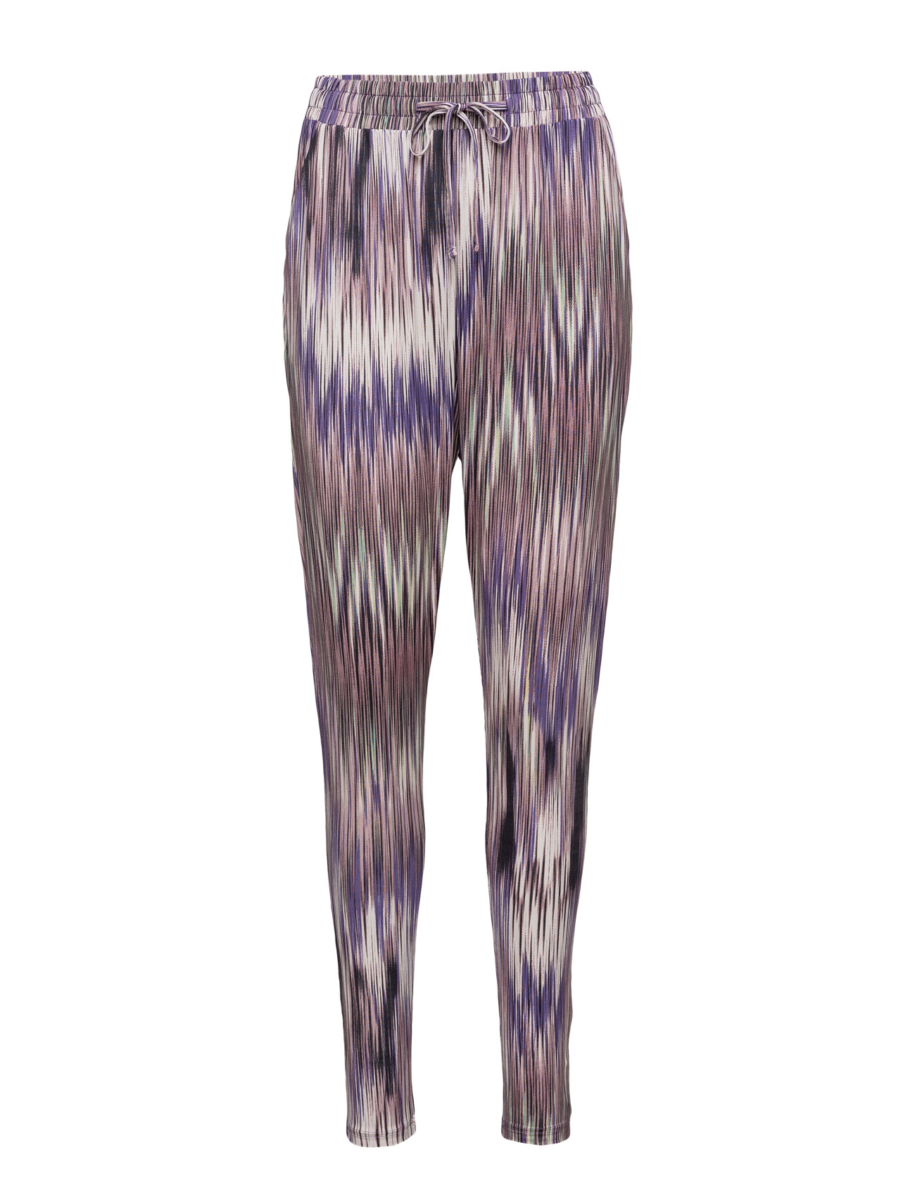 Womens Loose Pants Ilse Jacobsen Casual bukser til Kvinder i Iris