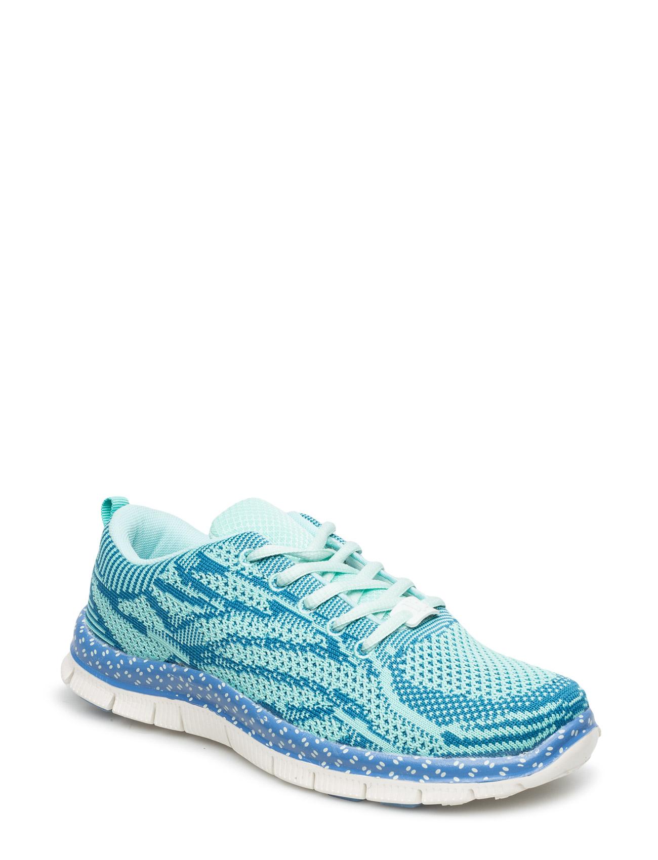 Peony202 Ilse Jacobsen Sneakers til Damer i Neon Coral