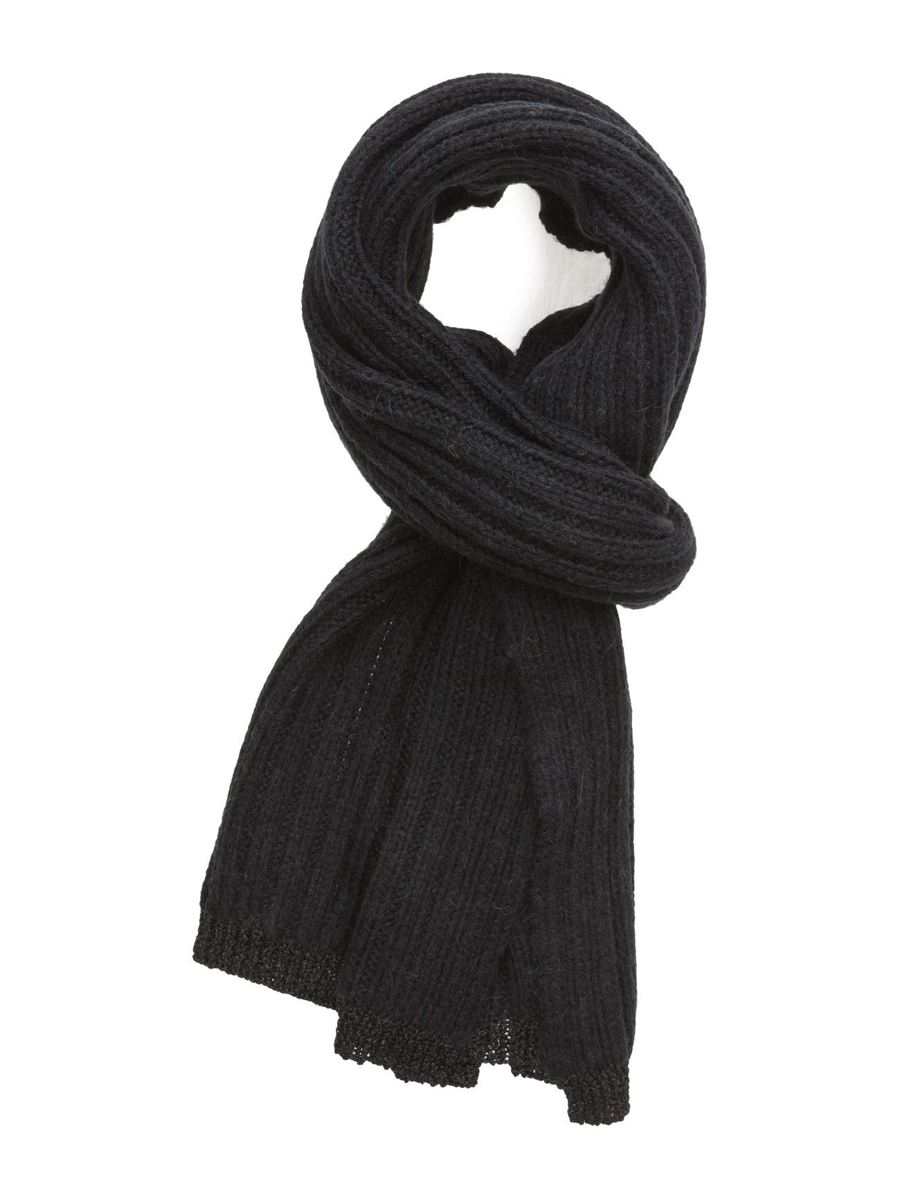 Womens knitted scarf fra ilse jacobsen på boozt.com dk