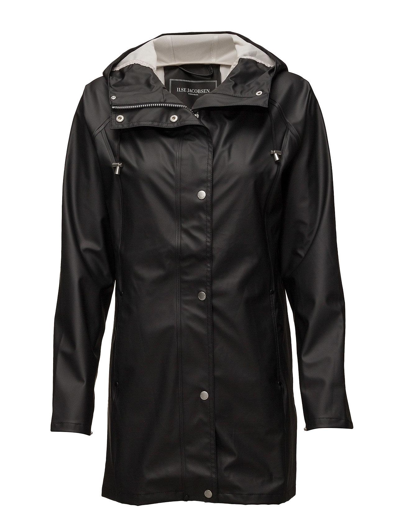 Rain Coat Ilse Jacobsen Duker til  - MoteJakten