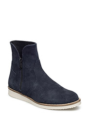 ANKLE BOOT - DARK INDIGO