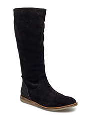 LONG BOOT - 01 BLACK