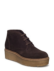 Ilse Jacobsen - Suede Ankle Boot