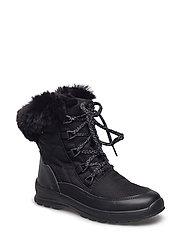 WARM BOOT - 01 BLACK