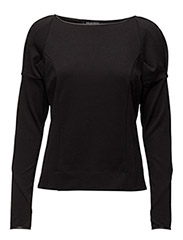 WOMENS BLOUSE - BLACK