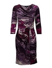Dress - EGGPLANT