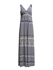 Dress - indigo