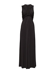 WOMENS LONG DRESS - Black
