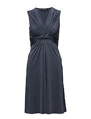 DRESS - 603 ASH BLUE
