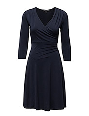 Dress - TRUE NAVY