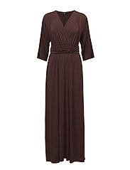 LONG DRESS - 225 BROWNIE