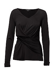 BLOUSE - 01 BLACK