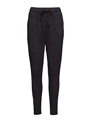 WOMENS LOOSE PANTS - BLACK