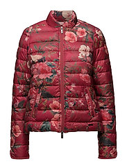 DOWN JACKET - 317 WARM PINK