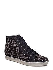 SNEAKER HIGH TOP - 001 BLACK