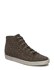 SNEAKER HIGH TOP - 410 ARMY