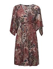 DRESS - 378 ADOBE ROSE