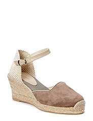 ESPADRILLE WITH WEDGE HEEL - ATMOSPHERE