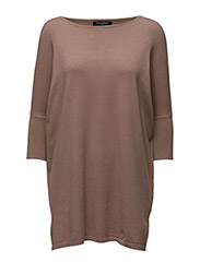 WOMENS OVERSIZED DRESS - CRYSTAL