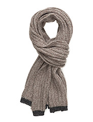 WOMENS KNITTED SCARF - ATMOSPHERE