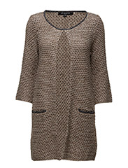 WOMENS LONG KNIT CARDIGAN - ATMOSPHERE