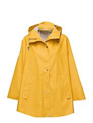 RAIN PONCHO - Cyber Yellow